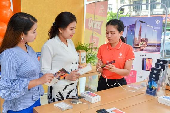 Vsmart phân phối điện thoại tại thị trường Myanmar
