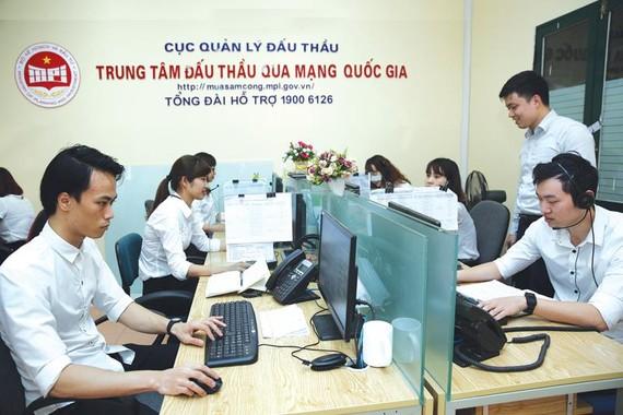 Doanh nghiệp rộng cửa đấu thầu dịch vụ công