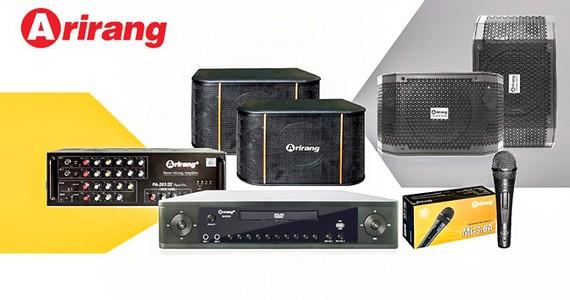 Mặt hàng điện tử karaoke Ariang, một thời tạo nên thương hiệu Maseco, từ 30-6 sẽ phải ngưng sản xuất.
