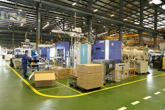 Nhà máy Nhựa Hà Nội - HPC - Thành viên Tập đoàn An Phát