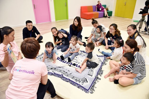 AMPA Education khởi động dự án nghệ thuật cộng đồng Arts Nation
