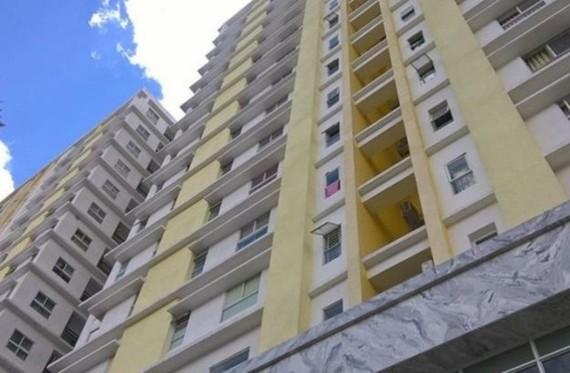 Dự án chung cư Khang Gia Tân Hương.