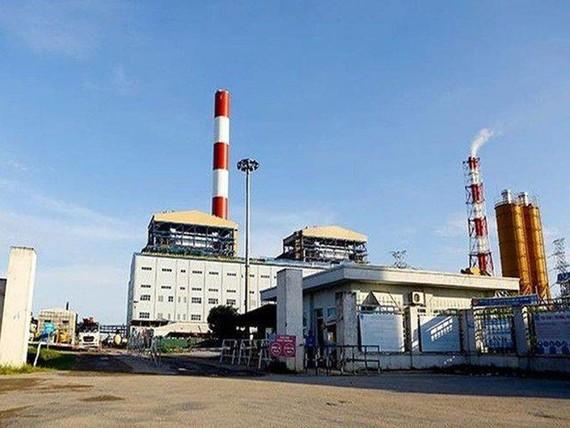 Dự án Nhà máy nhiệt điện Thái Bình 2. (Ảnh: Đức Duy/Vietnam+)