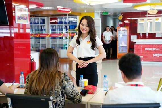 Vietjet tuyển dụng tiếp viên quy mô lớn tại Hà Nội