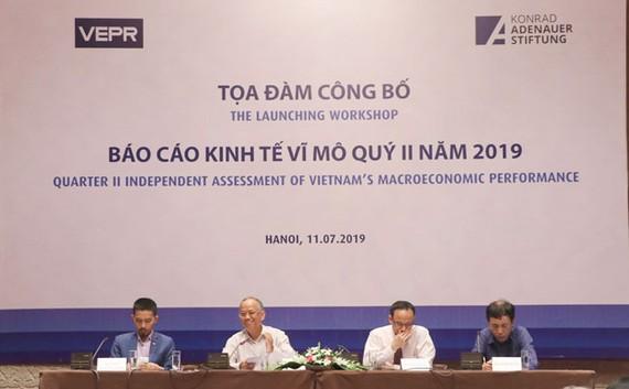 VEPR: Tăng trưởng GDP năm 2019 đạt 6,96%