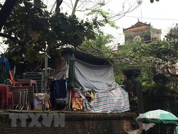 Thừa Thiên-Huế di dời các hộ dân thượng thành di tích Huế