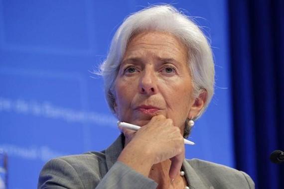 Bà Christine Lagarde đệ đơn từ chức. (Nguồn: Getty Images)