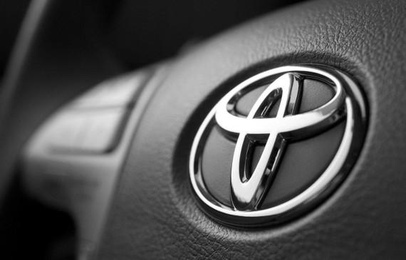 Lợi nhuận ròng Toyota tăng khá