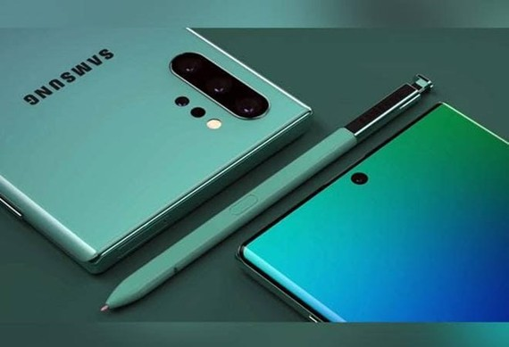 Galaxy Note 10. (Nguồn: Business Today)