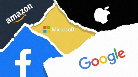 Các đại gia công nghệ Mỹ trải qua ngày tồi tệ mất gần 162 tỷ USD