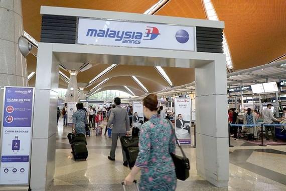 Sân bay quốc tế Kuala Lumpur ở Sepan, Malaysia. Hình ảnh: REUTERS