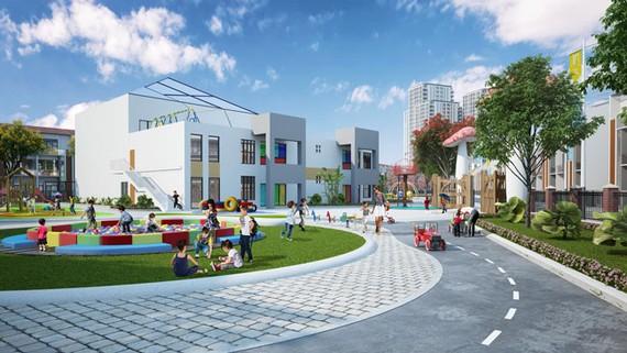 Nhơn Hội New City, một trong những dự án tâm điểm tại Nhơn Hội