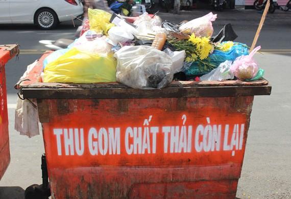 TPHCM tốn 2.000 tỷ đồng xử lý rác thải hàng năm