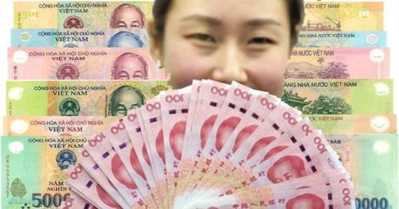 Trung Quốc: nhân dân tệ giảm giá ngày thứ 10 liên tiếp