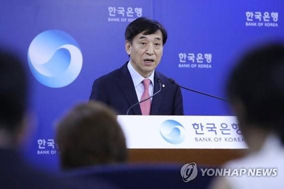 Hàn Quốc: BoK đánh tín hiệu sẽ cắt giảm lãi suất vào cuối năm nay