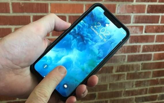 iPhone 2020 sẽ có cảm biến vân tay Touch ID trên màn hình