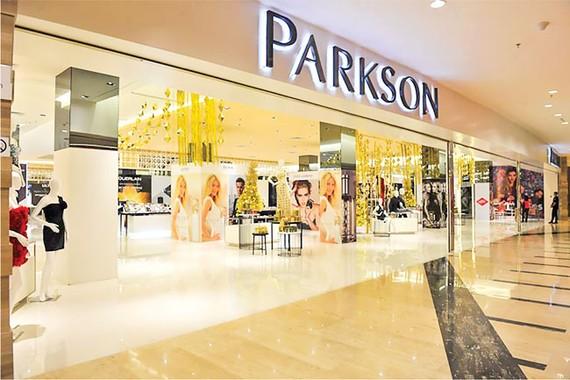 Thương hiệu Parkson một thời đình đám ở Việt Nam nay đã rút lui vì không thích ứng với cách bán lẻ hiện đại.