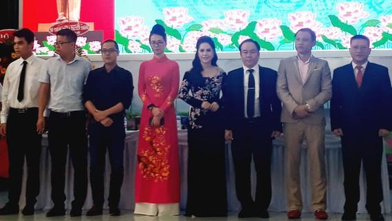 Ban chấp hành Hiệp hội NVSVN ra mắt đại hội