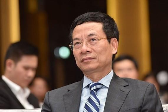 Ông Nguyễn Mạnh Hùng đã được trao quyền Bộ trưởng Bộ TT-TT từ tháng 7-2018