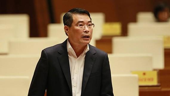 Thống đốc Ngân hàng Nhà nước Lê Minh Hưng