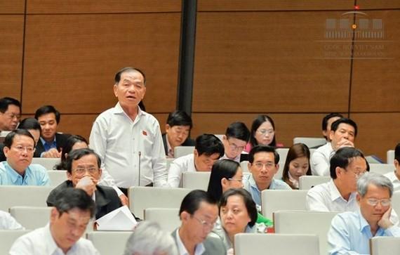 ĐBQH Lê Thanh Vân (Cà Mau)