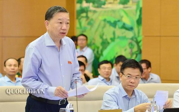 Bộ trưởng Bộ Công an Tô Lâm: Tội phạm công nghệ thông tin có nhiều phương thức, thủ đoạn mới