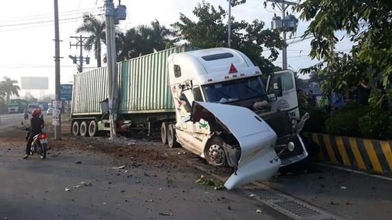 Vụ tai nạn khiến 5 người tử vong