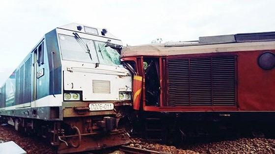 Công bố kết quả điều tra vụ hai tàu hàng đâm nhau tại ga Núi Thành