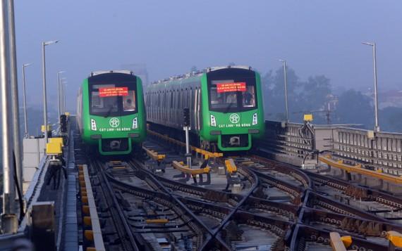 Đề xuất giá vé đường sắt đô thị Cát Linh- Hà Đông cao hơn 40% so với xe buýt
