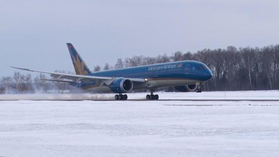 Vietnam Airlines chuyển khai thác từ sân bay Domodedovo sang sân bay Sheremetyevo
