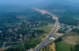 Tuyến đường Hòa Lạc - Hòa Bình