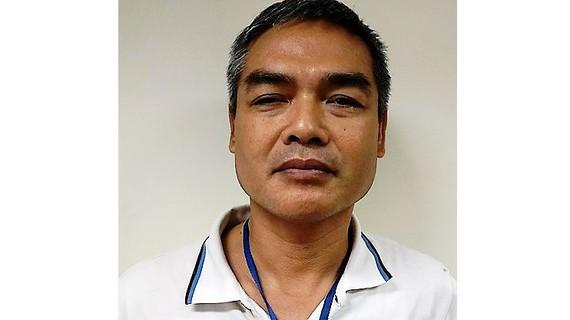 Bị can Phạm Văn Thông