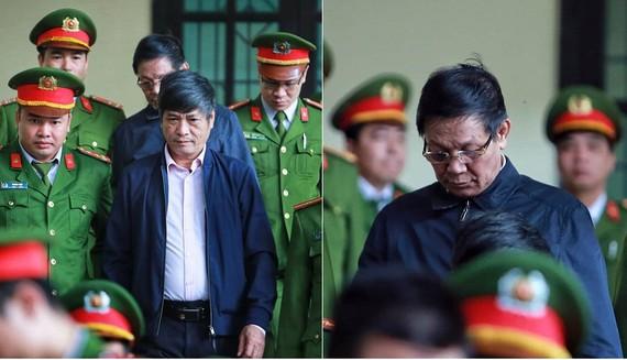 """Kết thúc phiên toà xét xử """"đại án"""" đánh bạc: Bản án kịch khung cho 2 cựu tướng công an"""