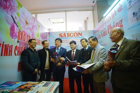 Hà Nội: Khai mạc Hội báo xuân Kỷ Hợi 2019