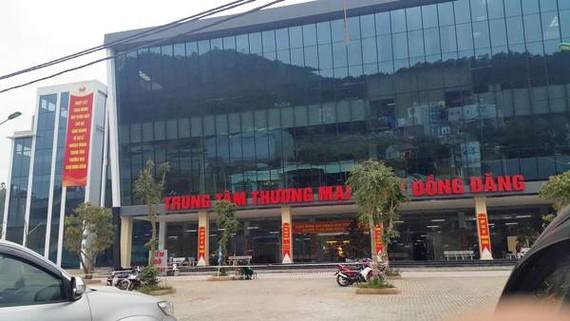 Tiếp tục duy trì chợ Đồng Đăng cũ và Trung tâm thương mại Đồng Đăng mới