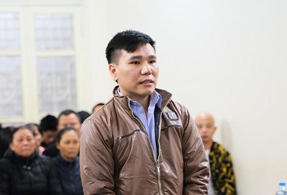 Ca sĩ Châu Việt Cường bị phạt 13 năm tù