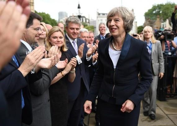 英國國民期待特雷莎‧梅首相能帶來轉機。