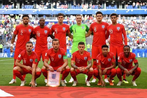 英國晉級半決賽。