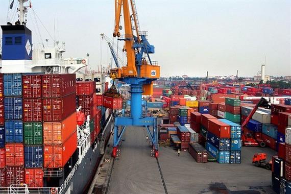 我國各港口嚴加管理進口的貨物。