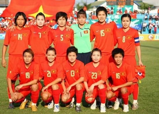 國家女足隊。