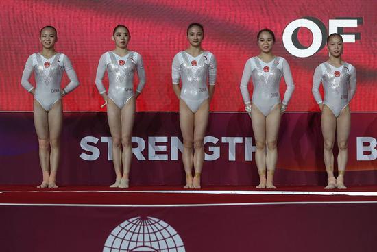 中國體操隊