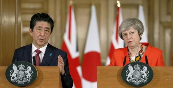 日英就構建新經濟協定達成一致