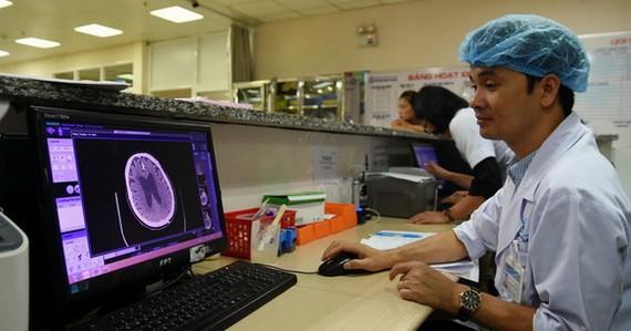 同奈省開展電子病歷項目(示意圖源:互聯網)
