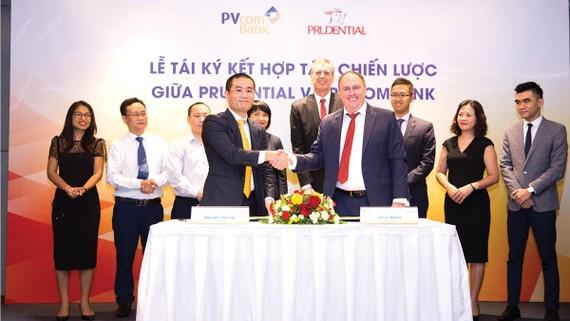 Prudential Việt Nam và PVcomBank đối tác chiến lược dài hạn