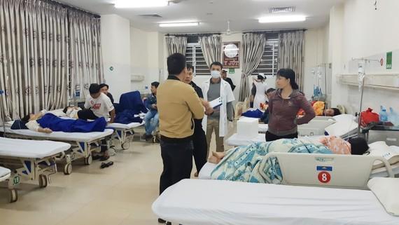 Nhiều bệnh nhân nhập viện sau khi ăn bánh mì