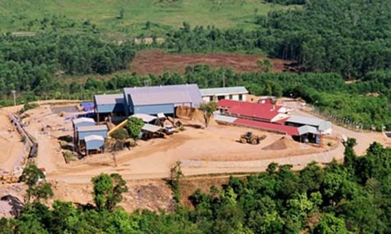 Công ty vàng Bồng Miêu chính thức phá sản