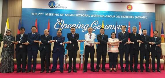 Các quốc gia ASEAN đã có nhiều sáng kiến để cùng chung tay xây dựng cơ chế phát triển nghề cá khu vực hiện đại