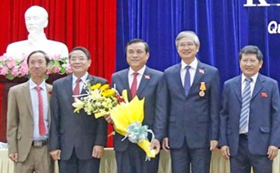 Ông Phan Việt Cường, Bí thư Tỉnh ủy Quảng Nam được bầu giữ chức Chủ tịch HĐND tỉnh Quảng Nam, nhiệm kỳ 2016-2021