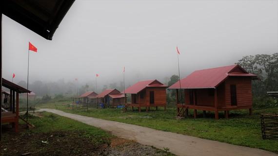 Đồng bào A Rem, Ma Coong tại Quảng Bình có 37 căn nhà mới đón tết Kỷ Hợi
