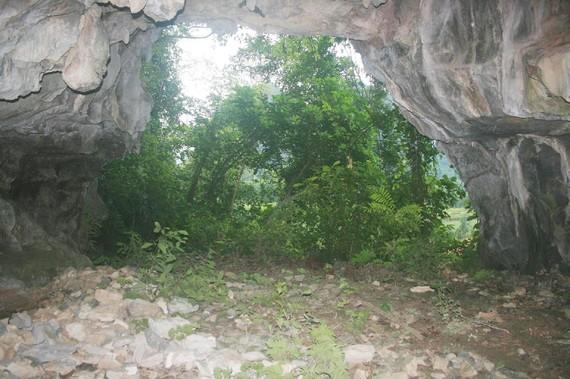 Hệ thống hang động ở Hóa Tiến, Hóa Thanh, Minh Hóa, Quảng Bình từng là nơi Sở chỉ huy tiền phương Đoàn 559